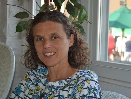 Gretchen Colon, senior vice president of advancement