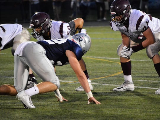 Basilone Bowl combines Senior Frank McGuire's two passions, football and the military, at Bridgewater-Raritan High School Basilone Field on June 14 at 7 p.m.