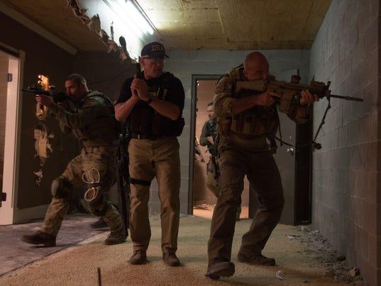 trailer image: 'Sabotage'