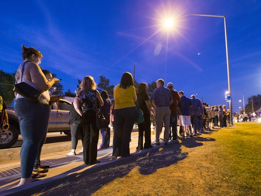 Experts Predict Long Lines For Some On Election Day In