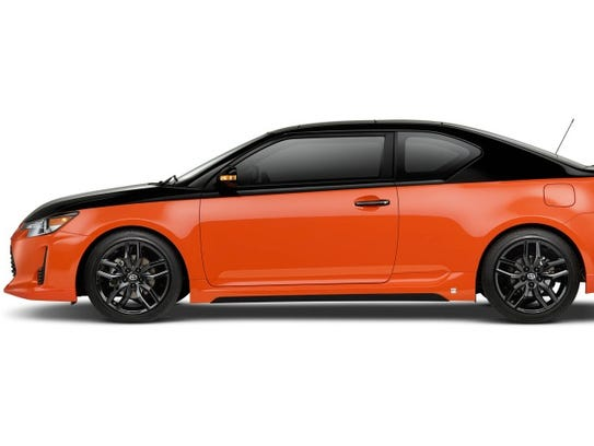 Scion tC del 2015