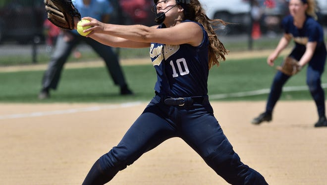Victoria Sebastian and Ramsey will play Robbinsville in the Group 2 final Saturday at Kean University at 7:30 p.m. The Rams won the state title in 2015 with a win over Robbinsville.