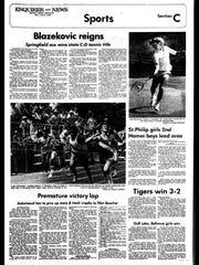 Battle Creek Sports History: Week of June 2, 1976