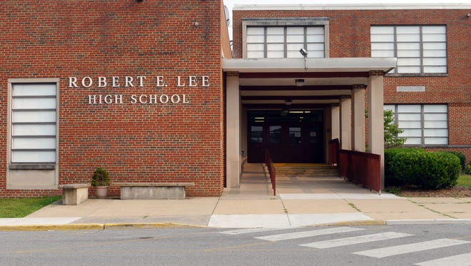Since 1983, Robert E. Lee High School has been in a newer facility, a former middle school along Coalter Street in Staunton.