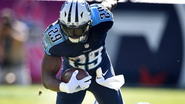Titans' DeMarco Murray says toe has slowed him, but bye helped
