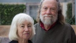 Pat and Chuck Wemstrom