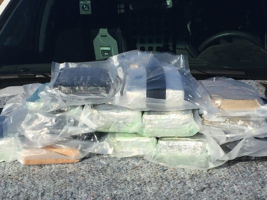 YCSO canine leads to drug bust