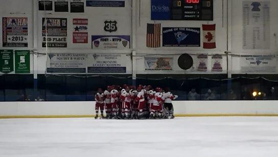 Sport-O-Rama ice rink in Monsey, N.Y.