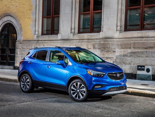 The 2018 Buick Encore.