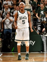 Like Michigan State's success this season, Winston's respect has been earned. He was named the Big Ten Player of the Year and earned first-team All-American honors from the Associated Press and the Sporting News. He's averaging 19 points and 7.6 assists a game, which ranks third in the nation.