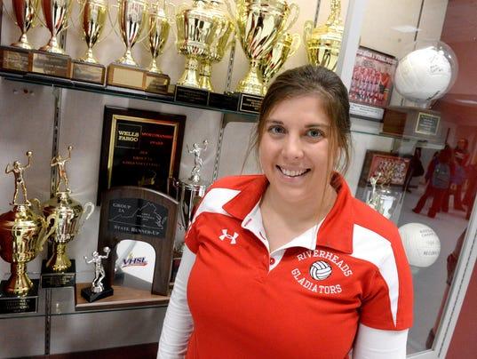 Coach Ruth Thompson