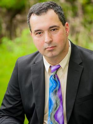 Anthony D'Orazio is running as a libertarian for the 25th Congressional District.