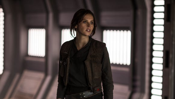 Jyn's face seeing what we all saw.