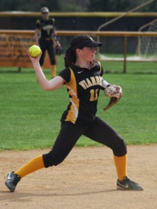 SJV shortstop Jackie Gallagher