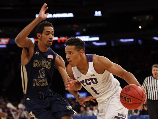 NCAA Basketball: NIT Championship-Georgia Tech vs Texas Christian