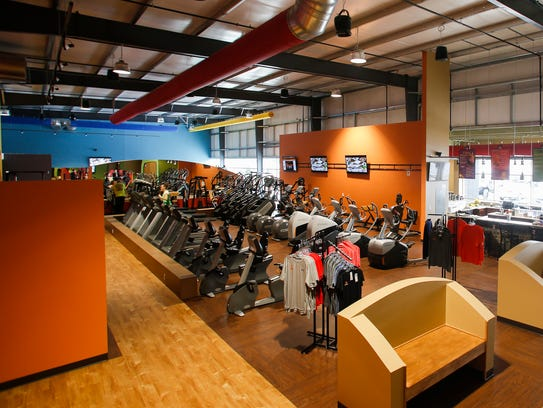 Conquest Fitness in DeWitt opened Dec. 26, 2016.  The