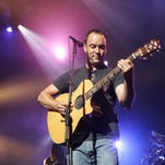 The Dave Matthews Band performs Tuesday, August 30, 2005 at Cricket Pavilion in Glendale.