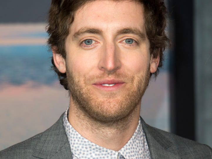 """Actor Thomas Middleditch attends the premiere of """"Kong:"""