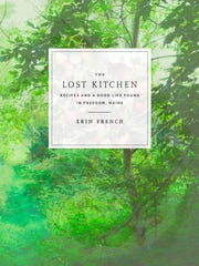 """Erin French wrote """"The Lost Kitchen."""""""