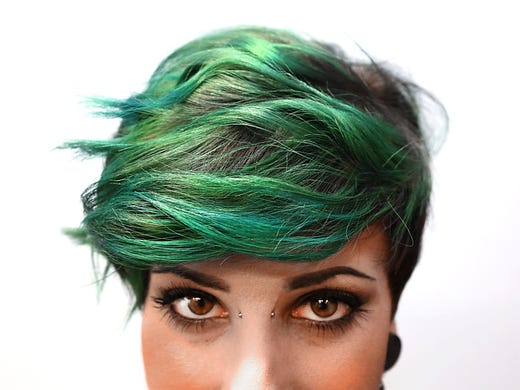 9b31bfb9b8 Women s hair colors are turning heads