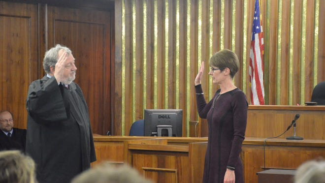 The courtrooms at the Harvey County Courthouse have not changed much in the past two decades, but COVID-19 is forcing some changes.