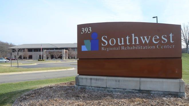 Southwest Regional Rehabilitation Center is closing.