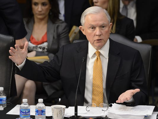 EPA FILE USA JEFF SESSIONS FOR ATTORNEY GENERAL POL GOVERNMENT USA
