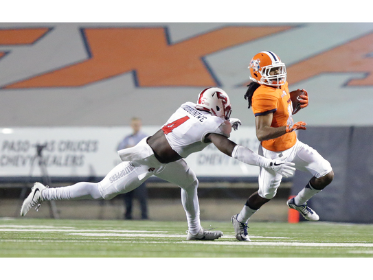 UTEP battled defending conference champions Western
