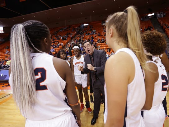 UTEP held off Arkansas for a 64-61 win Friday in the