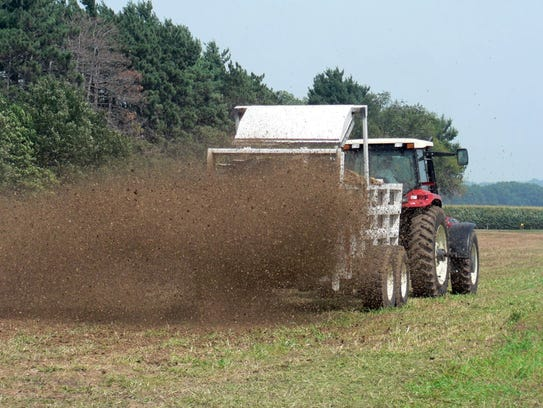 Is manure impacting our water?  Farmers try hard to