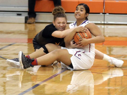 Eastlake battled Parkland Tuesday night at Eastlake