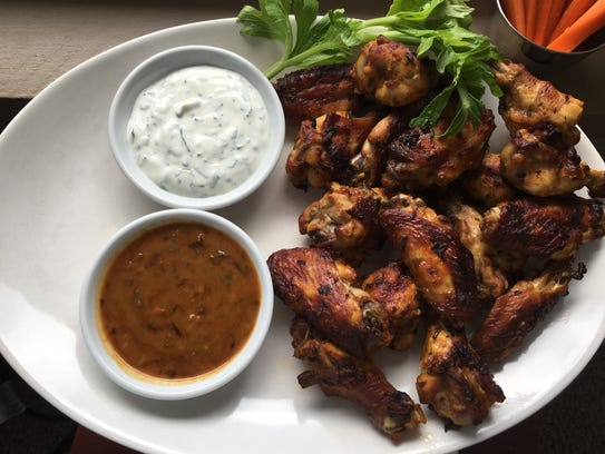 Serve Avery Island Chicken Wings for Super Bowl