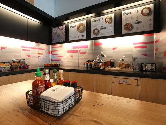 Refuel by Aloft, is a takeout station in the El Paso