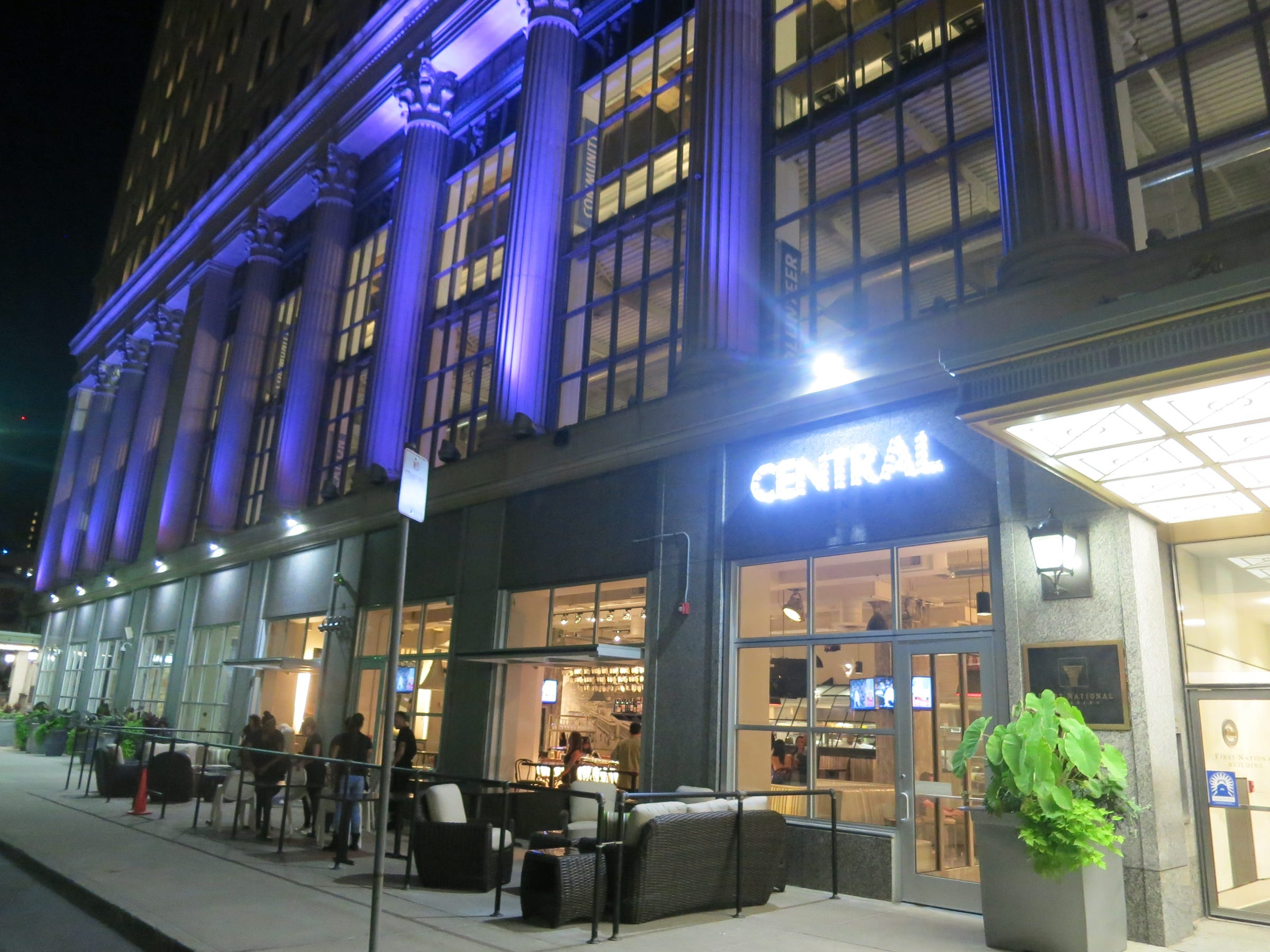 Central Kitchen + Bar Opens Monday, Across The Street