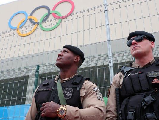 USP OLYMPICS: FEATURES S OLY BRA RI