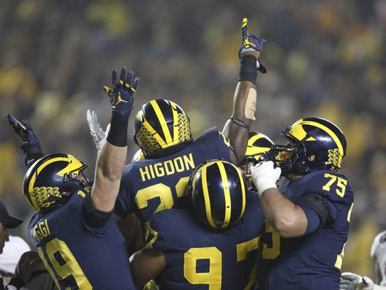 Michigan football earned a 33-10 win over Minnesota