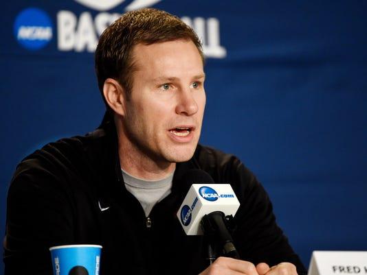 NCAA Basketball: NCAA Tournament-Iowa State Practice