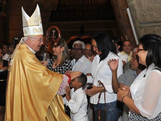 Dominican Republic archbishop