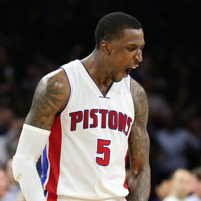 KCP carries Pistons to comeback win over Hornets, 114-108, in overtime
