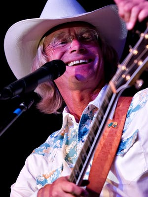 """""""Cowboy"""" Brad Fitch will perform music of the late singer/songwriter John Denver Oct. 3-5."""