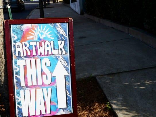 Downtown Shreveport Artwalk returns Wednesday, Feb. 7.