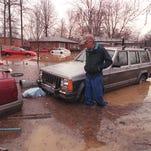 The 1997 flood that devastated the Louisville region