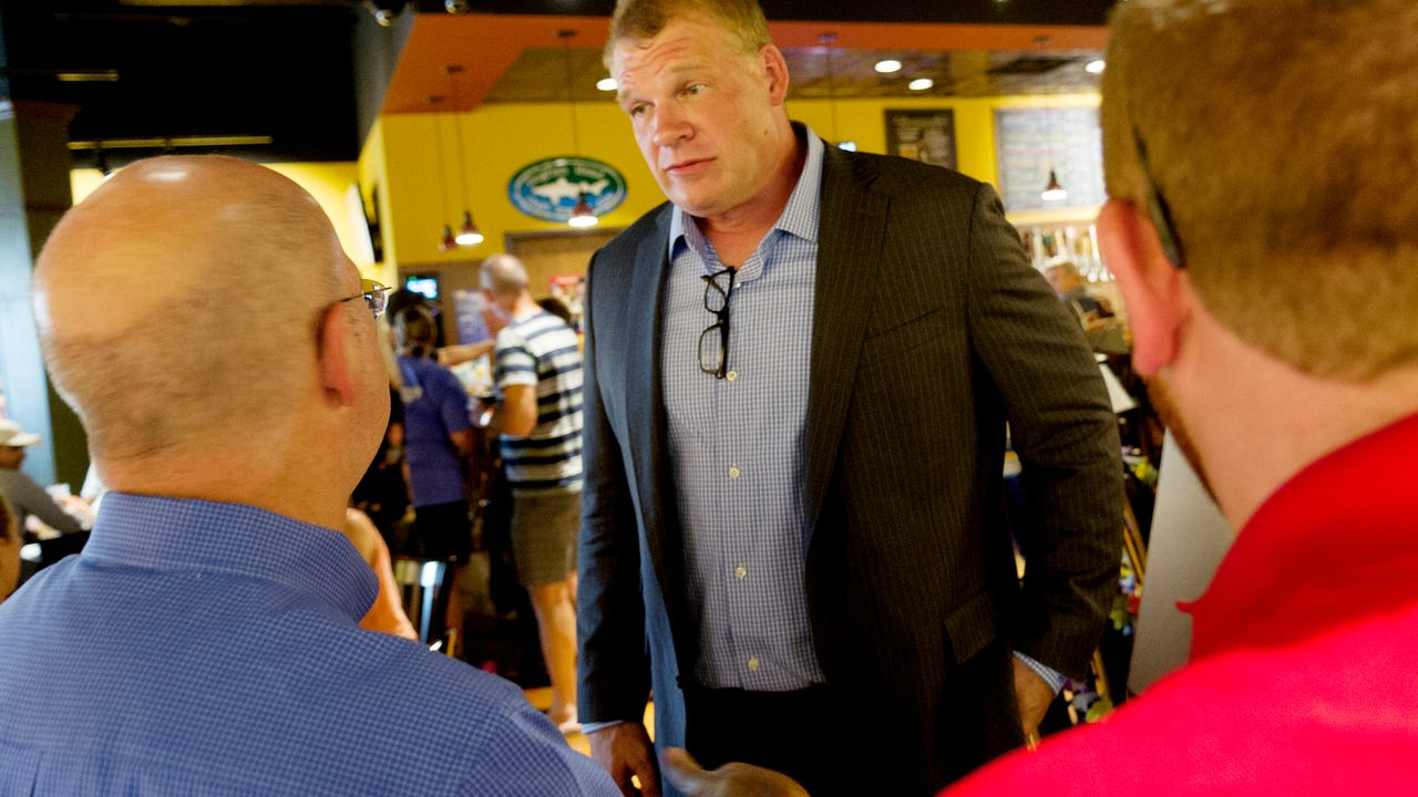 Glenn Kane Jacobs 5 Things To Know Nominee For Mayor In Tennessee