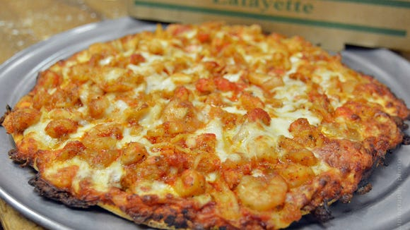 Dean-O's Pizza is one of many restaurants participating in Eat Lafayette this year.