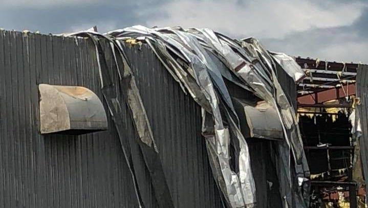 iowa weather  tornadoes slam marshalltown  pella  bondurant