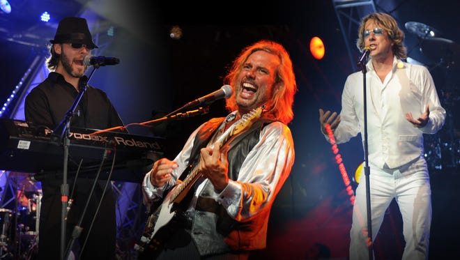 """Stayin' Alive: One Night of the Bee Gees"" is a tribute to the legendary Brothers Gibb and it's coming to Tuacahn Amphitheatre in Ivins City on April 14."