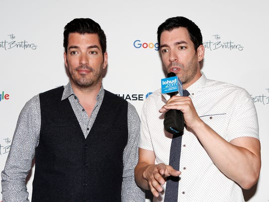 The Property Brothers, Jonathan and Drew Scott talk