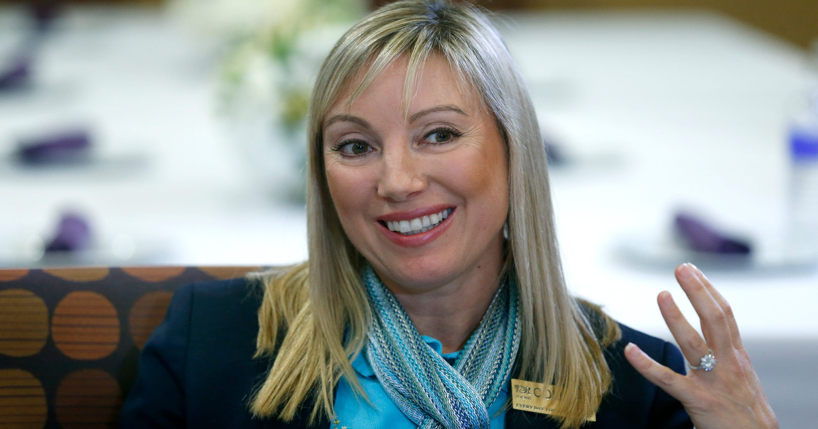 colleen wegman named president ceo of wegmans