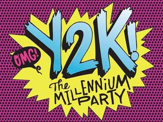 event-y2k party