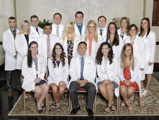 Students in the Master of Science in Physician Assistant